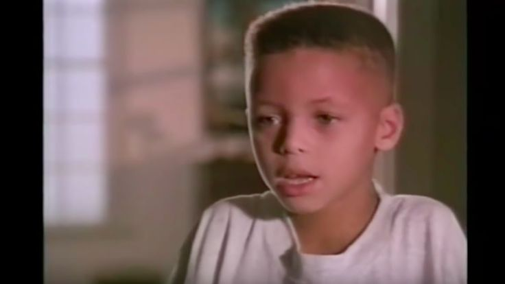 Dell and Stephen Curry Did a Burger King Commercial In the 90's