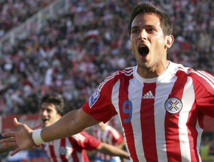 Paraguay - Roque Santa Cruz www.bettingrunner.com
