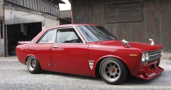 Nissan automobile - image