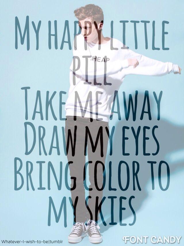 happy little pill lyrics