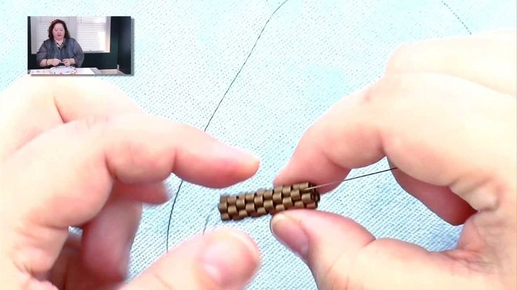 Learn to stitch a peyote tube, which can not only be used as a toggle bar, but also as a jewelry component. For more kits and supplies check out http://shop....