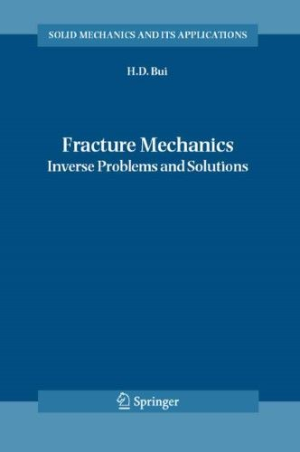 Inverse Problems in Engineer Mechanic