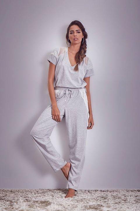 Look maravilhoso da coleção Dia e Noite, da linha Diamantes Homewear, para trazer conforto para o seu domingo. Aproveite esta novidade já disponível em nossas lojas.  #diamanteslingerie #mydiamantes #homewear #lifestyle #love #intimatesecrets #intimate apparel #lingerie #bras #braandbriefsets #panties #slips #bustiers #corsets #shapers #longjohns #camisoles #tanks #tubetops