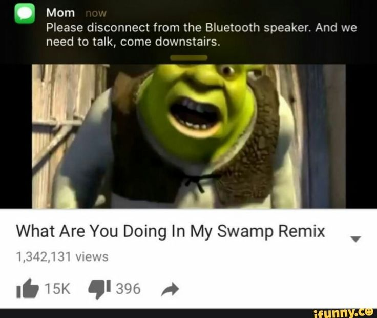 I did this to my mom once. She didn't notice it was me