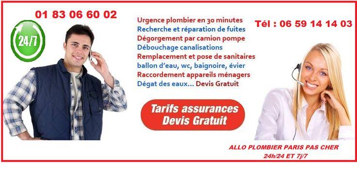 notre plombier pas cher Montrouge effectue un diagnostic de la situation avant d'intervenir et de commencer la réparation