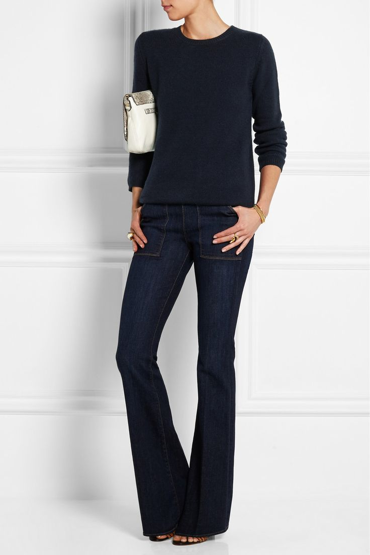 Chinti and Parker|Cashmere sweater|NET-A-PORTER.COM