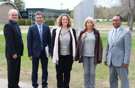 Un pas de plus vers la bidiplomation avec l'Université Montpellier 1 / UQTR