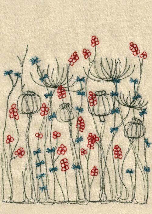 Pin tillagd av antonella queirolo på gt embroidery