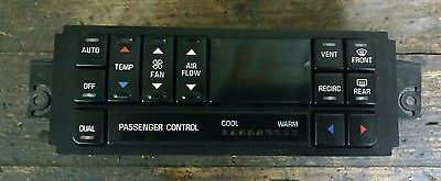 cool BUICK REGAL AC CLIMATE CONTROL OEM 1997-2004 - For Sale View more at http://shipperscentral.com/wp/product/buick-regal-ac-climate-control-oem-1997-2004-for-sale/