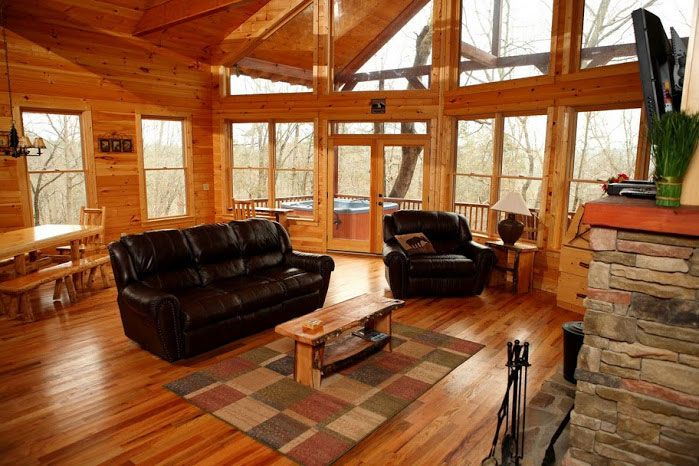 145 Best Cabin Living Room Ideas Images On Pinterest Log