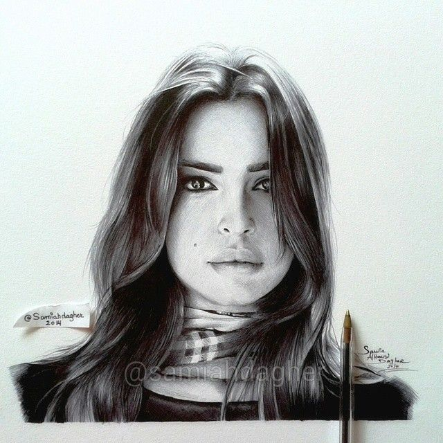 Nadine Nassib Njeim by samiahdagher on DeviantArt