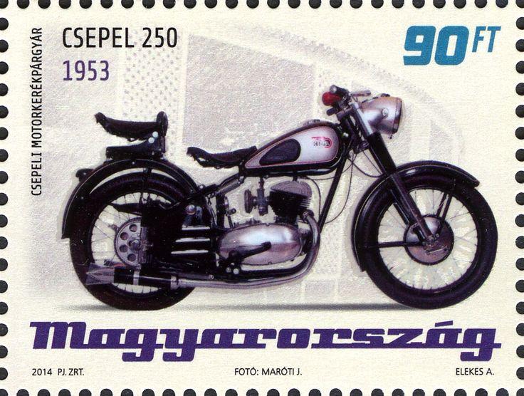 Csepel 250 1953