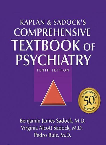 Kaplan Psychiatry 11th Edition Pdf