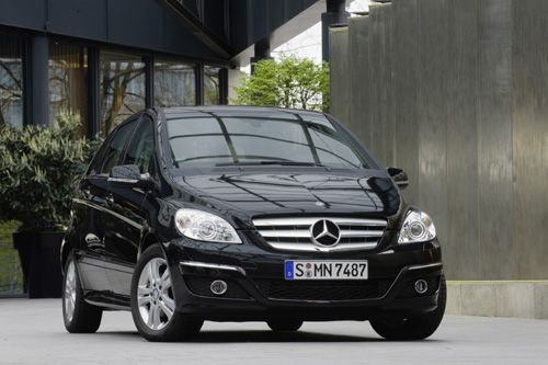 B-Class | Mercedes Benz Jakarta