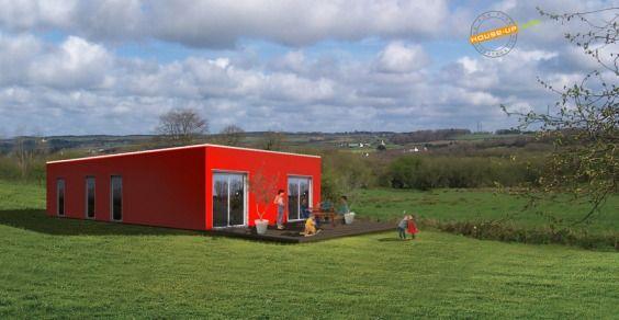 Les 25 meilleures id es concernant constructeur maison container sur pinteres - Maison conteneur en france ...
