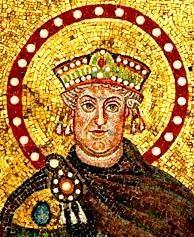 Римский император Юстиниан