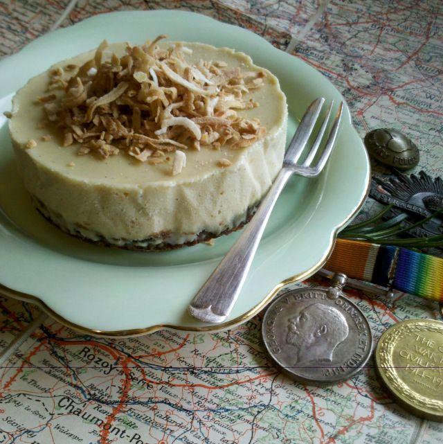 ANZAC cheesecake parfait