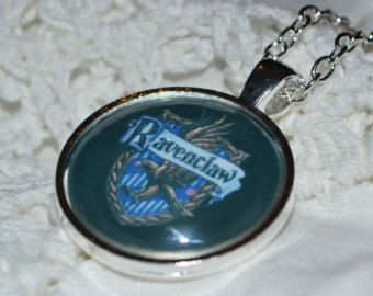 Harry Potter Inspired RavenClaw House Necklace