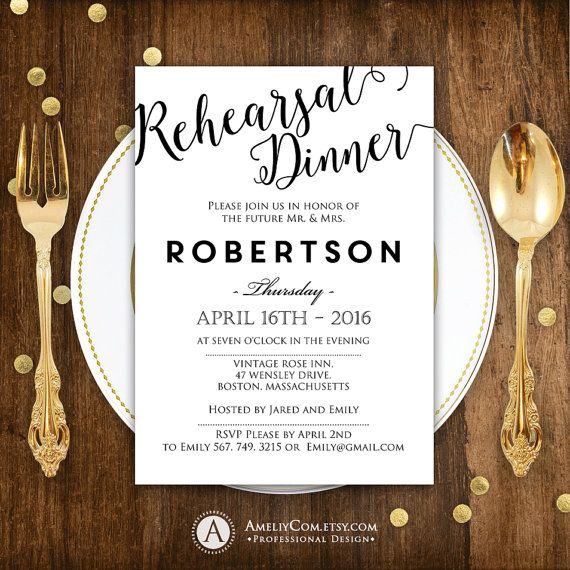 The 25+ best Dinner invitation template ideas on Pinterest - dinner invite templates