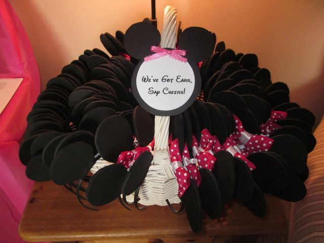 """Photo 4 of 30: Minnie Mouse / Birthday """"Maddie's 3 rd Birthday"""" 