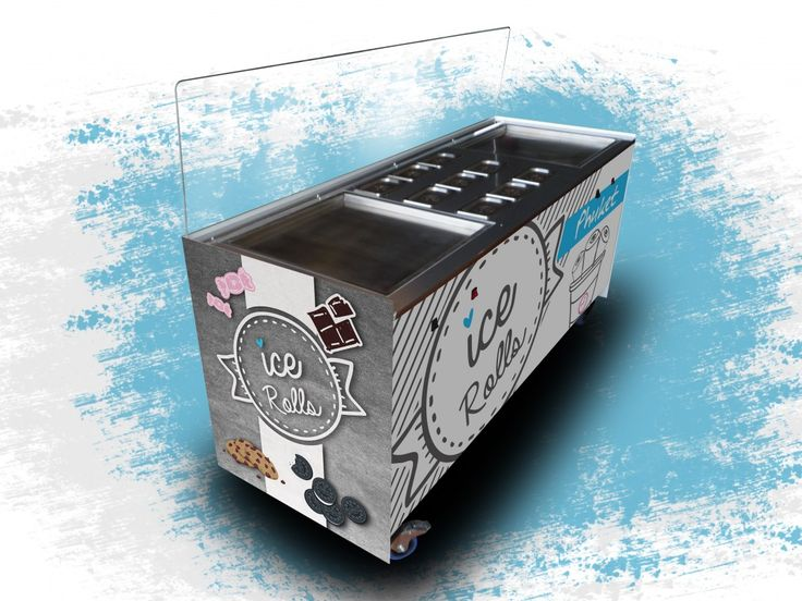 Marque - MAZAKI motor.  Produits - ice cream roll machine, machine ice cream rolls, machine a glace, plancha givrée, icecream machine. Production - Made In France. www.mazakimotor.com contact@mazakimotor.com