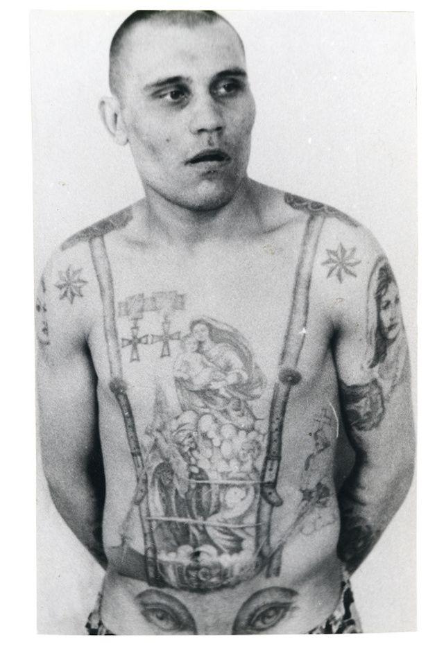L'encyclopédie visuelle des tatouages des prisonniers russes | VICE | France