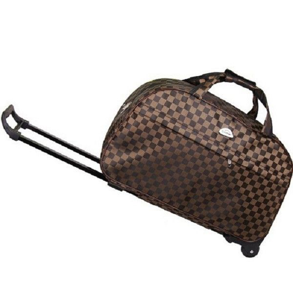 Fashion Women And Men Carry-Ons Travel Luggage Bags Wheels Suitcase For Travel Luggages Trolley Rolling Luggage Hot