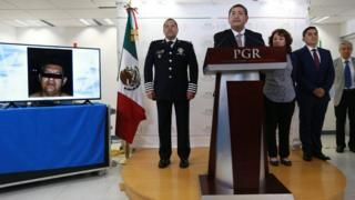 Mexico missing students: Key suspect arrested Latest News