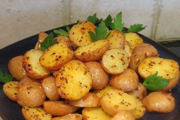 рецепт запечённого в духовке картофеля