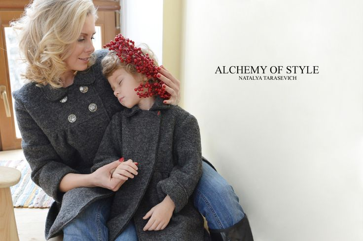 family fashion from the collection ALCHEMY OF STYLE by Natalya Tarasevich