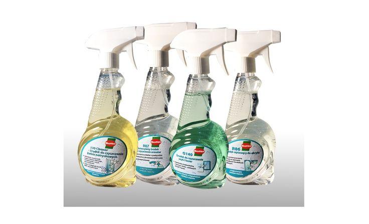 Zestaw produktów do czyszczenia Sotin - FastDeal.pl