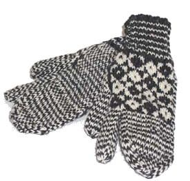 Homesick for Newfoundland.   Newfoundland Mittens mitts- Tide's Point