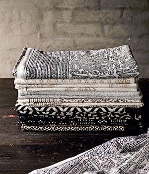 Bonitas piezas de textil de Olsson&Jensen