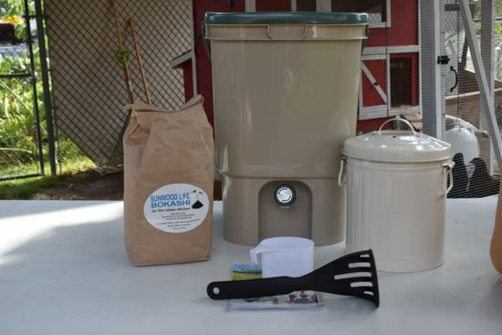 Compost Meat, Fish, and Dairy with the Bokashi Composting Method