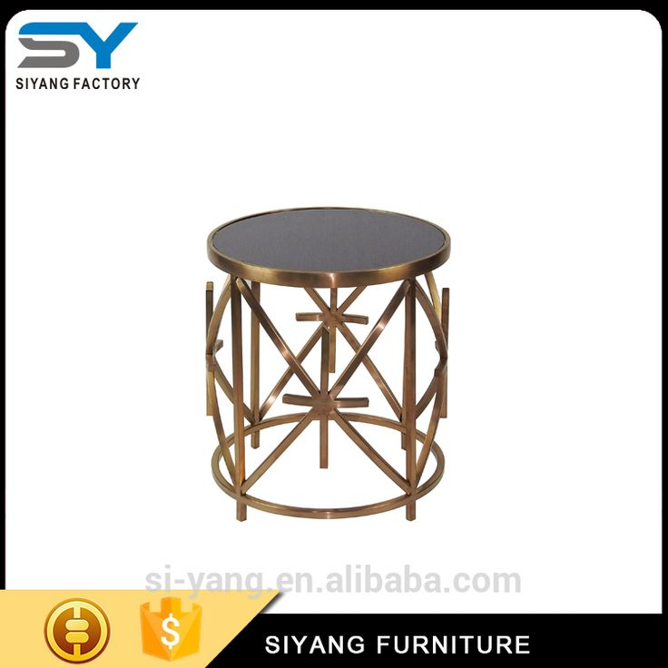 Corner Table, Side Tables, Stainless Steel, Fancy, Corner Desk, Occasional  Tables, Small Tables