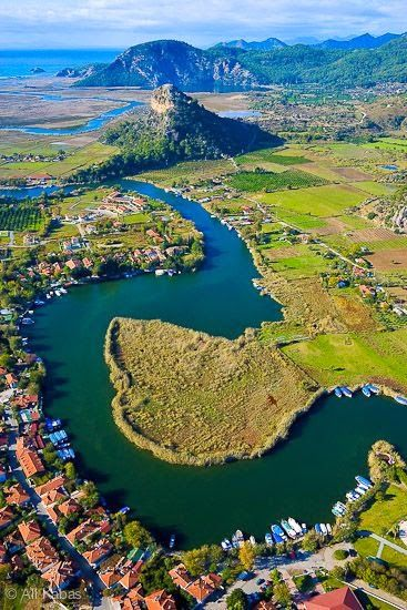 Guided Tour to #Dalyan from #Fethiye, #Hisaronu, #Oludeniz - TURTLES GUARANTEED!