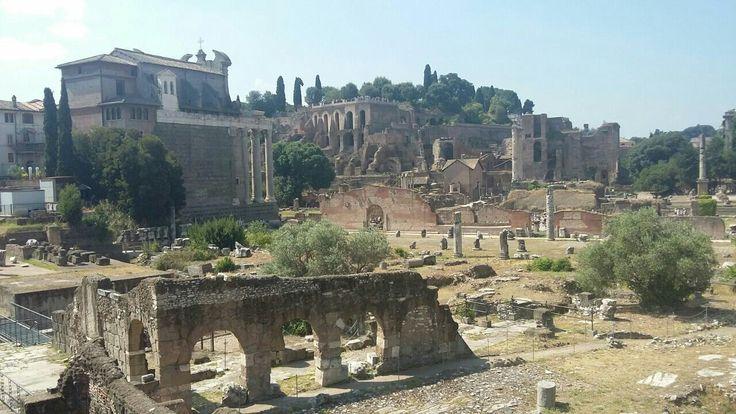 Resti romani - Roma