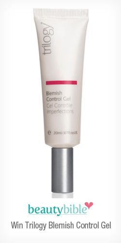 Win #Trilogy #Blemish Control Gel! #acne #competition
