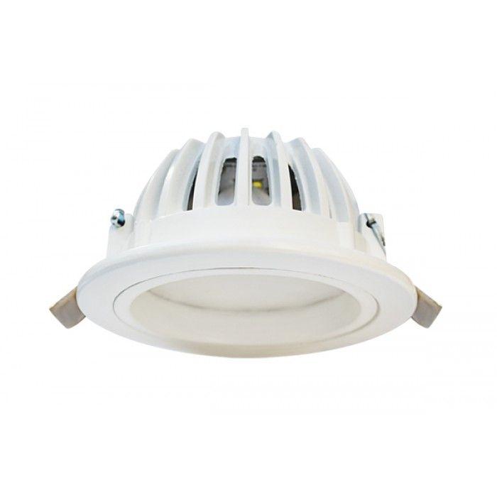 6W Element LED deep diffuser - #LED #Fixtures