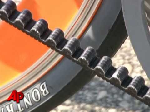 Ditch the Chain, a New Type of Bicycle Is Here