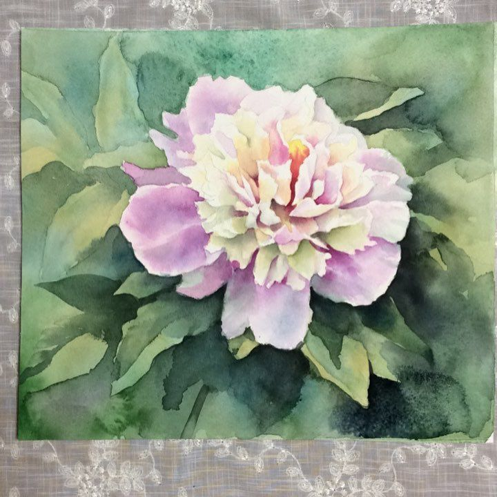 Watercolor Watercolorpainting Watercolors Art Holbein