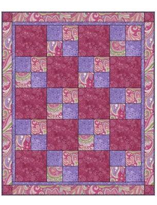 Sew Quick - 3 yard quilt pattern