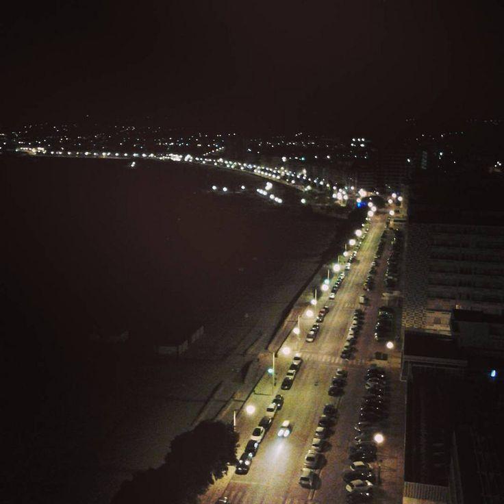 https://flic.kr/p/vj42H2 | Buenas noches, Figueira da Foz, Portugal