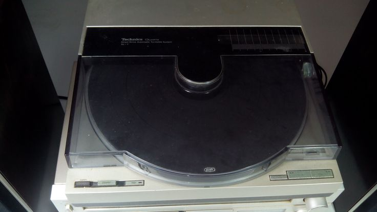 Technics SL-7 Direct Drive Automatic Player Turntable.
