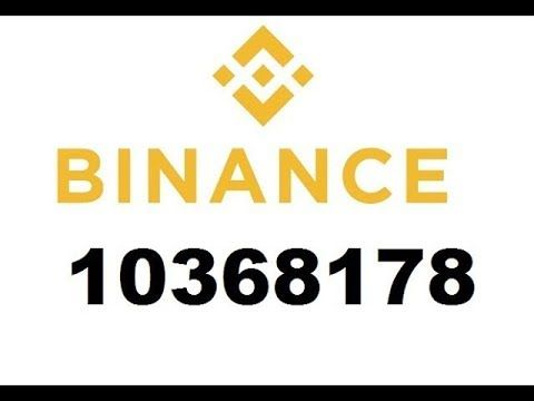 Binance Referral ID | Binance Referral Code (2018) #cardano #coinbase #cryptocurrency #crypto #ethereum #invest #litecoin #ltc #mining #ripple #robinhood #xrp