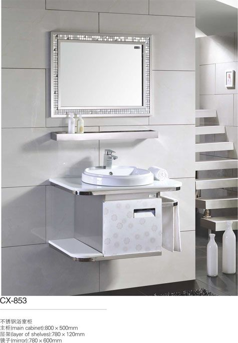Best Of Stainless Cabinet with Sink