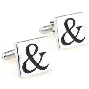 Gemelos Símbolo: Symbols Shape, Ampersand Cufflinks, Shape Cufflinks, Products