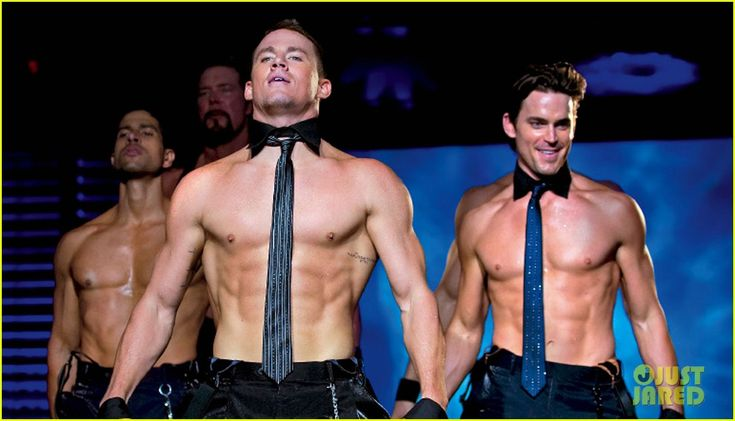 Matt Bomer & Channing Tatum: Shirtless 'Magic Mike' Still! - movies Photo