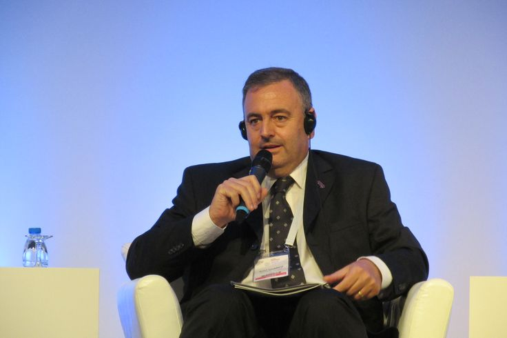 Speaking about my long-term vision for the co-operative movement, at ICA Global Conference.