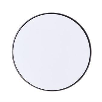 House Doctorin Reflektion-peilin avulla voit järjestää kauniin peiliseinän eteiseesi tai makuuhuoneeseesi. Peili on saatavana eri kokoisina, ja niitä voi yhdistellä persoonalliseksi asetelmaksi. Yksinkertainen, ohut kehys tekee peilistä ilmavan näköisen.
